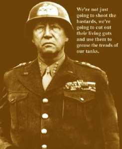 We need a Patton to lead the troops into the beltway and throw the bums out!